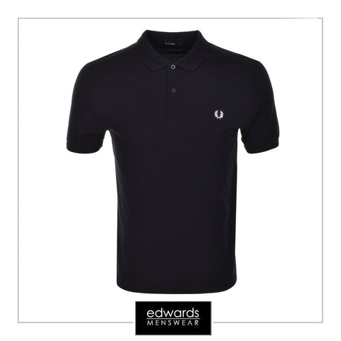 Fred Perry Polo Shirt in Navy