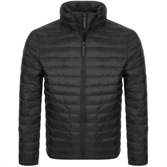 Superdry Double Zip Fuji Zip Jacket in Black