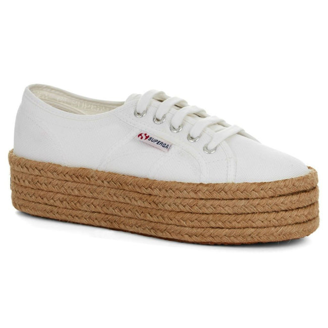 Women's Superga 2790 COTROPE Shoes in White