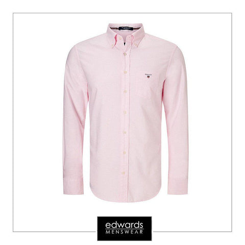 Gant ''The Oxford'' Shirt in Light Pink
