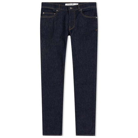 Lacoste HH7510-QJH Slim Fit Jeans in Dark Navy Jeans Lacoste