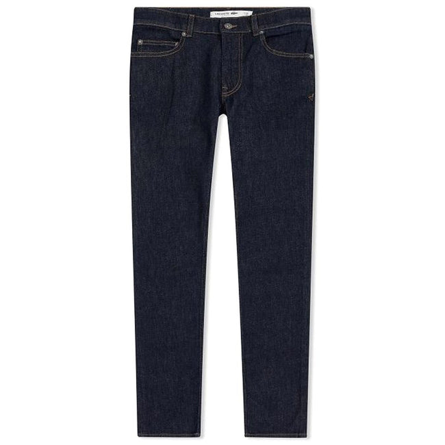 Lacoste HH7510-QJH Slim Fit Jeans in Dark Navy