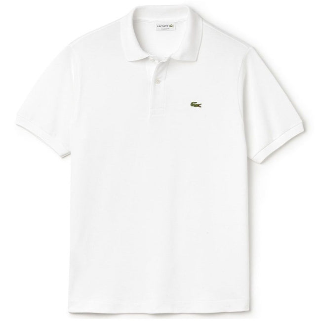 Lacoste L1212-001 Classic Fit Polo in White