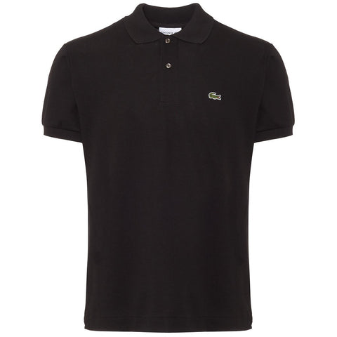 Lacoste Polo Shirt L1212-031 in Black Polo Shirts Lacoste