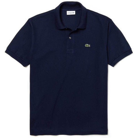 L1212-166 Polo Shirt in Navy Blue Polo Shirts Lacoste