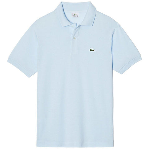 Lacoste Polo Shirt L1212-T01 in Sky Blue Polo Shirts Lacoste