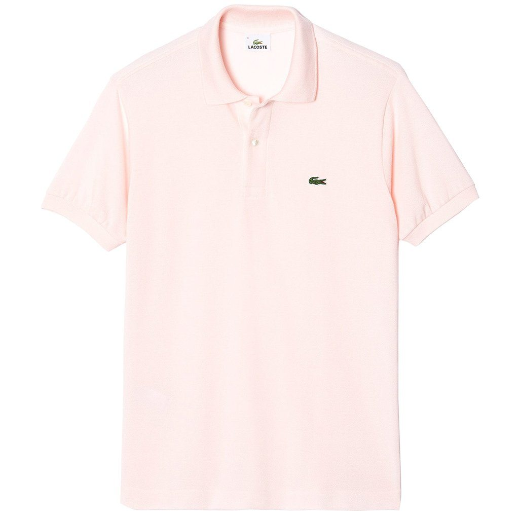 Lacoste Polo Shirt L1212-T03 in Pink