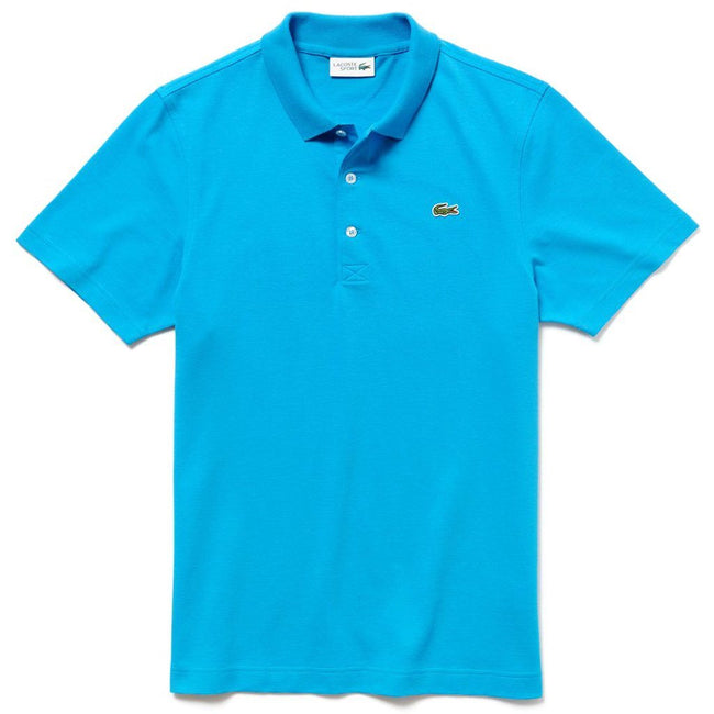 Lacoste Sport L1230-ABD Polo Shirt in Light Blue
