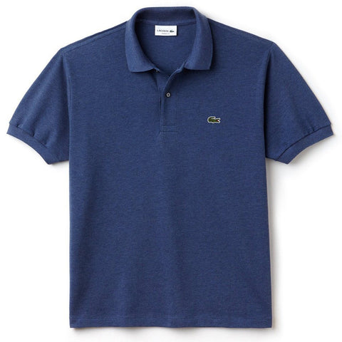 Lacoste L1264-RUQ Classic Fit Polo in Croisiere Chine Polo Shirts Lacoste