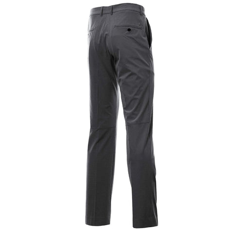 Oscar Jacobson Laurent Trousers in Grey Trousers Oscar Jacobson