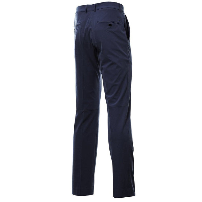 Oscar Jacobson Laurent Trousers in Navy