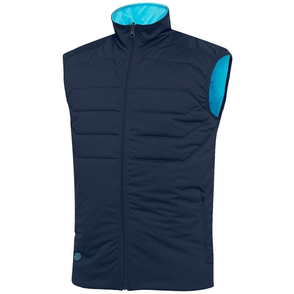 Galvin Green Lawson Interface-1 Body Warmer in Navy / River Blue