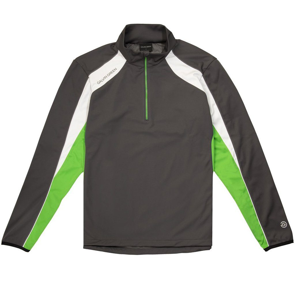Galvin Green Lennox Gore Interface-1 Golf Jacket in Iron Grey Coats & Jackets Galvin Green