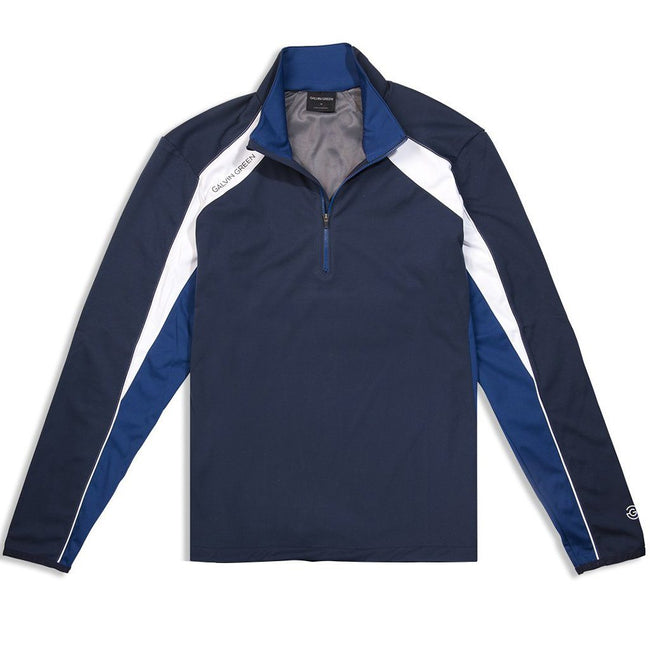 Galvin Green Lennox Gore Interface-1 Golf Jacket in Navy
