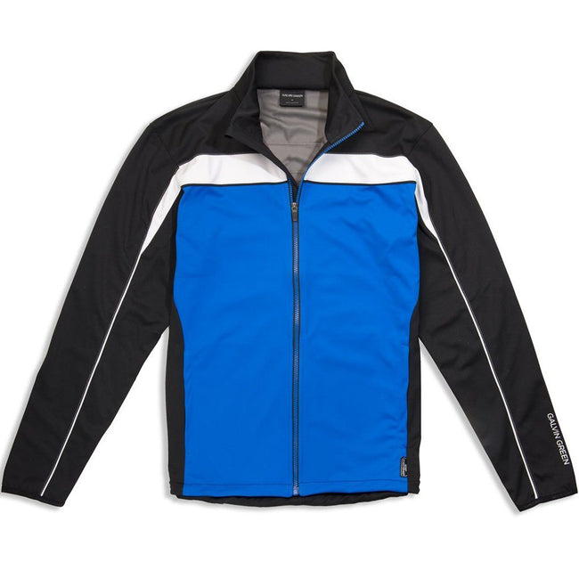 Galvin Green Leon Gore Windstopper Interface-1 Golf Jacket in Black Coats & Jackets Galvin Green