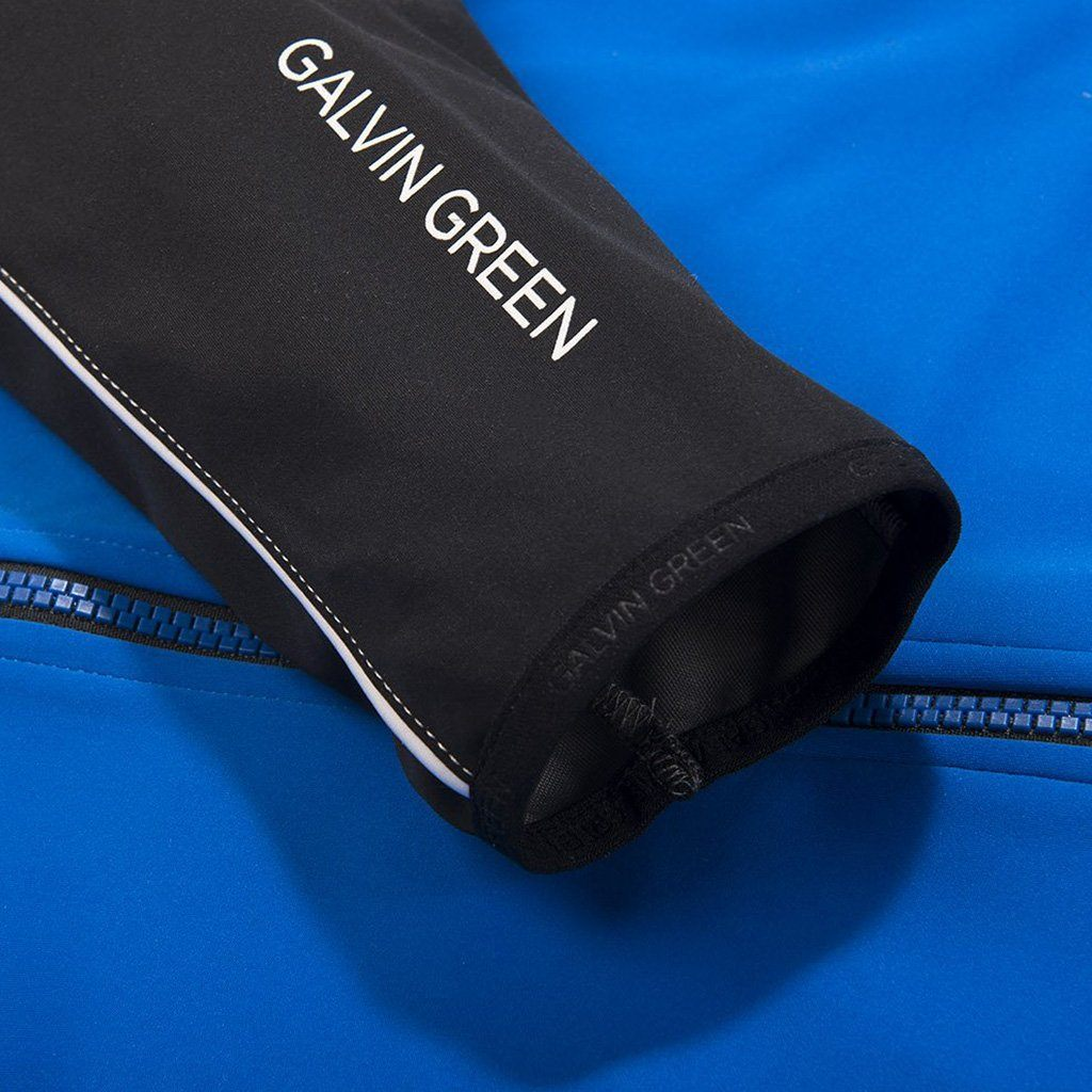 Galvin Green Leon Gore Windstopper Interface-1 Golf Jacket in Black