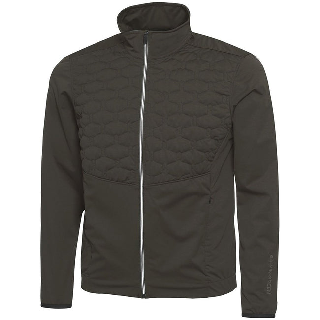 Galvin Green Luke Interface-1 Primaloft Jacket in Beluga Grey