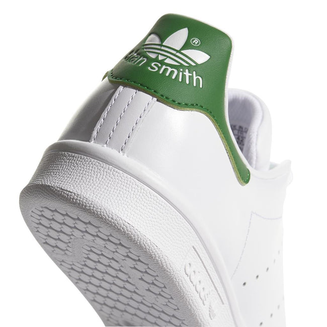 Adidas Stan Smith M20324 Trainers in White / Green