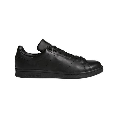 M20327 Stan Smith Shoes in Core Black / Core Black / Core Black Trainers adidas