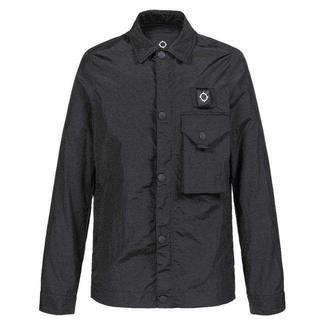 MA.Strum Lacerta Jacket in Jet Black