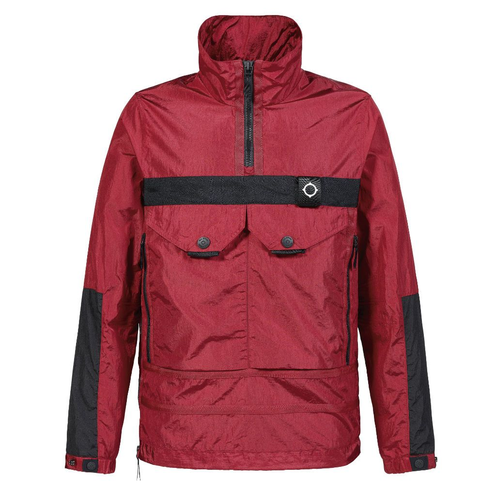 MA.Strum Serpens Overhead Jacket in Jester