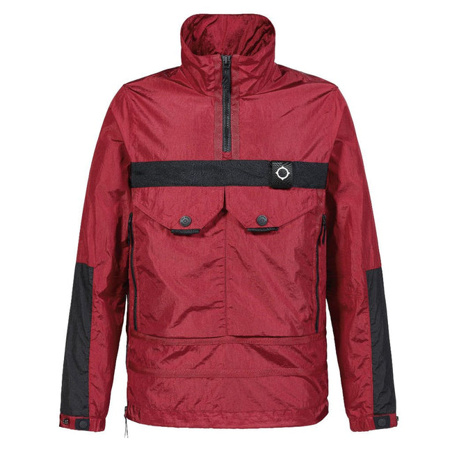 MA.Strum Serpens Overhead Jacket in Jester Coats & Jackets MA.STRUM