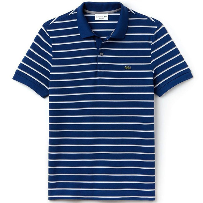 Lacoste PH3150-LRT Polo Shirt in Blue