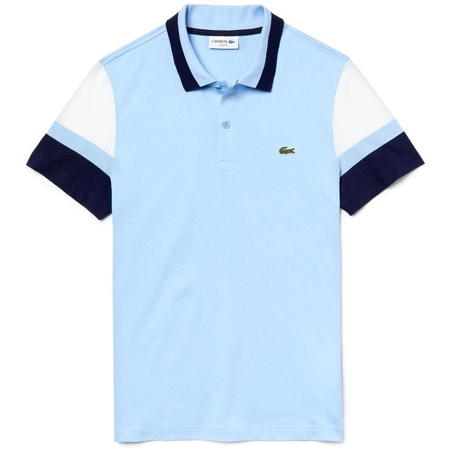 Lacoste PH4223-7RU Polo Shirt in Light Blue