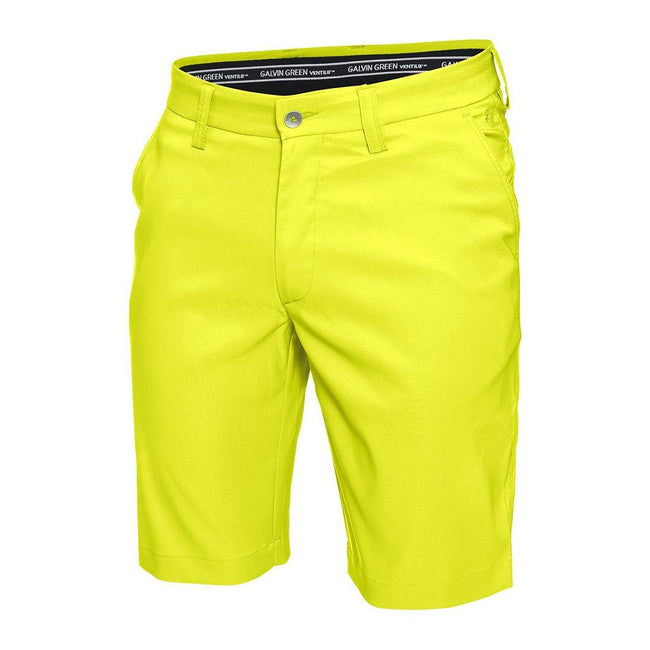 Galvin Green Parker Ventil8+ Shorts in Lemonade