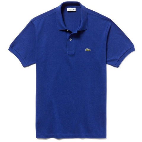 Lacoste L1264-9Q8 Polo Shirt in Blue Polo Shirts Lacoste