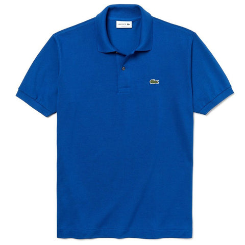 Lacoste L1212-Z7Z Polo Shirt in Dark Blue Polo Shirts Lacoste