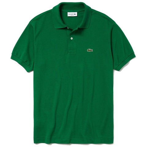 Lacoste L1212-APF Polo Shirt in Green Polo Shirts Lacoste