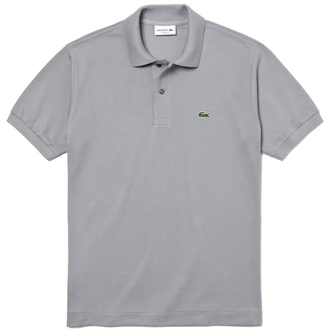Lacoste L1212-KC8 Polo Shirt in Grey