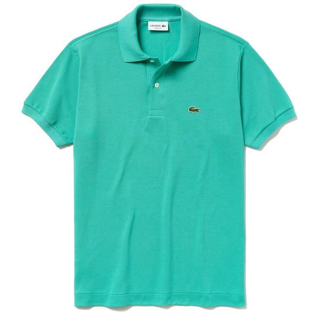 Lacoste L1212-CJI Polo Shirt in Light Green
