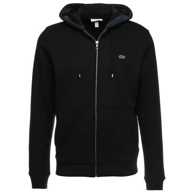 Lacoste SH9204-HXF Full Zip Hooded Sweatshirt