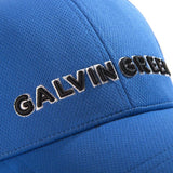 Galvin Green Stone Golf Cap in Kings Blue / Black Hats Galvin Green