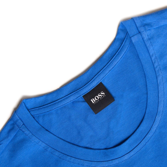 BOSS Bodywear T-Shirt RN in Blue