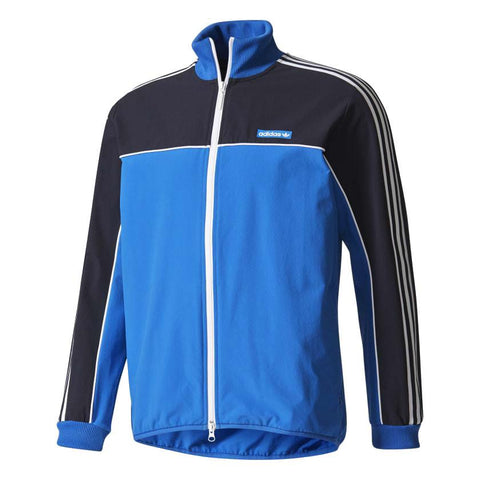 Adidas Tennoji Track Top Jacket BQ1981 in Navy/Blue Coats & Jackets adidas