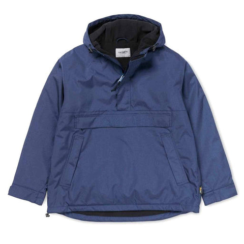Visner Pullover Jacket in Blue Coats & Jackets Carhartt