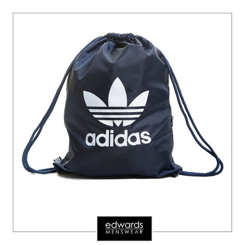Adidas Trefoil Gym Sack BK6727 in Legend Ink