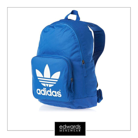 Adidas Originals BK7622 Backpack in Bluebird