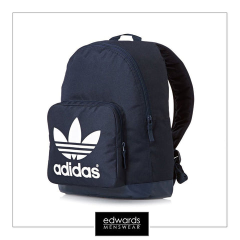 Adidas Trefoil Backpack BK6724 in Navy