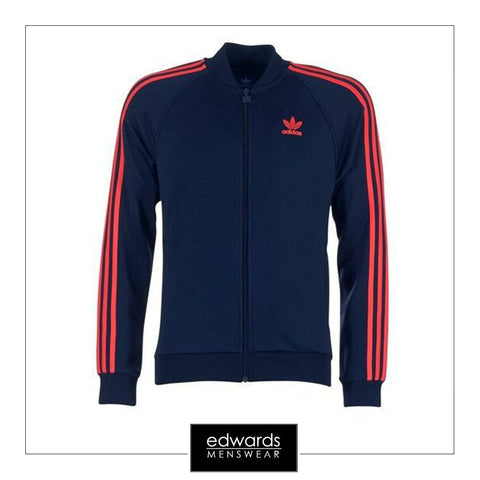 Adidas SST Track Top BR4320 in Legend Ink