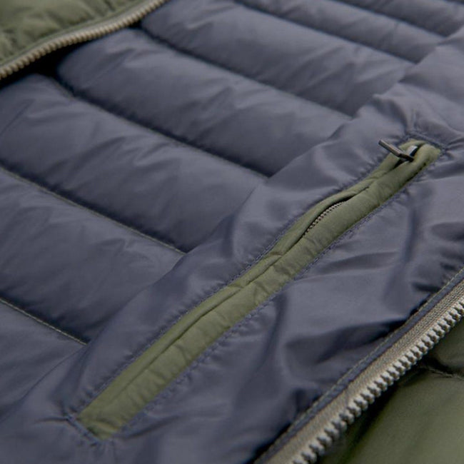 Gant The Airlight Down Jacket in Moss Green