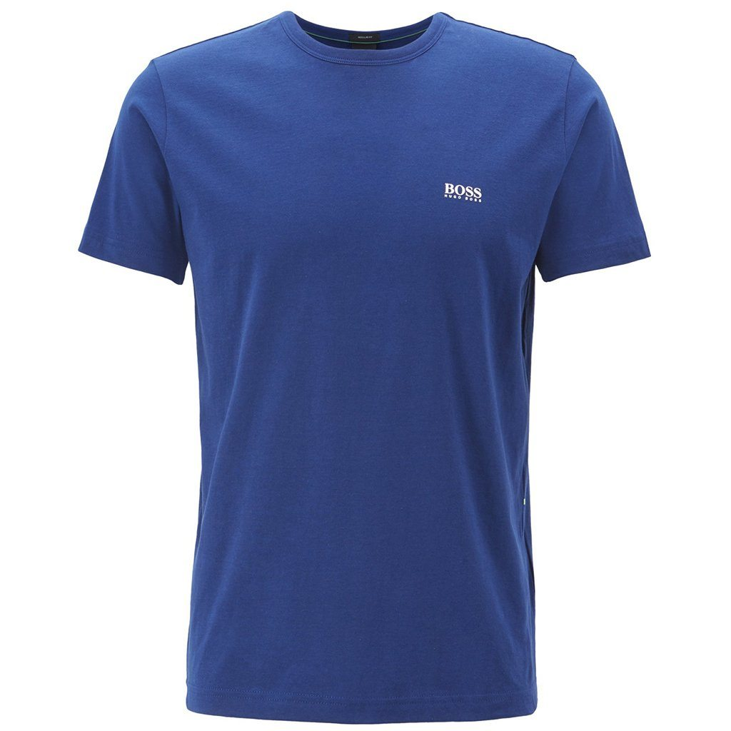 BOSS Athleisure Tee Regular Fit in Blue