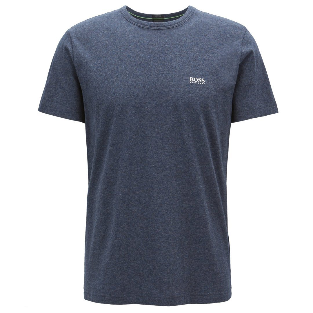 BOSS Athleisure Tee Regular Fit in Dark Blue