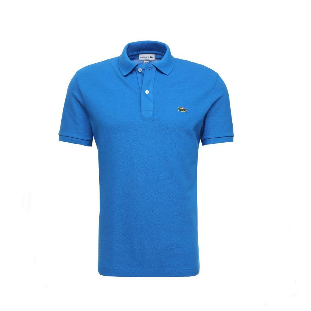 Lacoste L1212-B9U Classic Fit Polo in Royal Blue