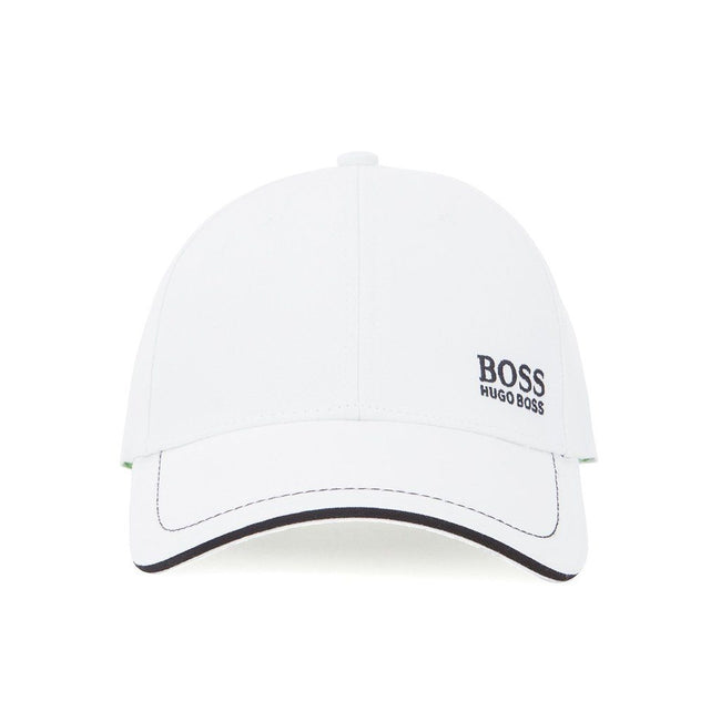 BOSS Athleisure Cap 1 in White Hats BOSS