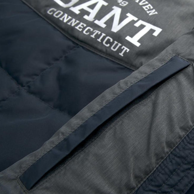 Gant The Cloud Vest Gilet in Navy