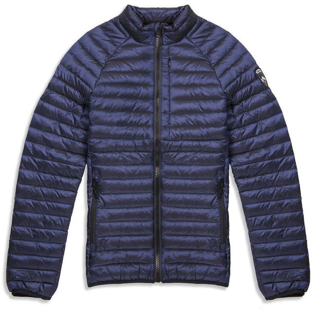 Superdry Core Down Puffer Jacket in Navy